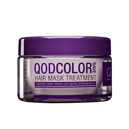 QOD COLOR SAVE MASCARILLA 210gr